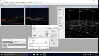 ハイスピードカメラ+3D計測「自動車横転」