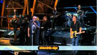 Hold On I 39 M Coming Soul Man Bruce Springsteen Sam Moore Con Subtítulos En Español