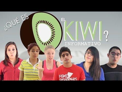 ¿Qué es el Kiwi Informativo?