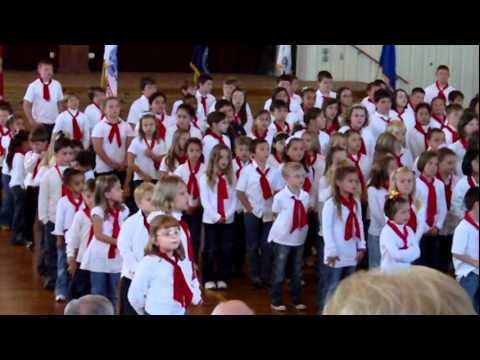 Veteran's Day Program - Dillon Christian School, Part 3