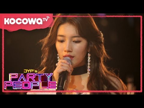 "[JYP's Party People] Ep 202_ ""Like It"" cover by Suzy"