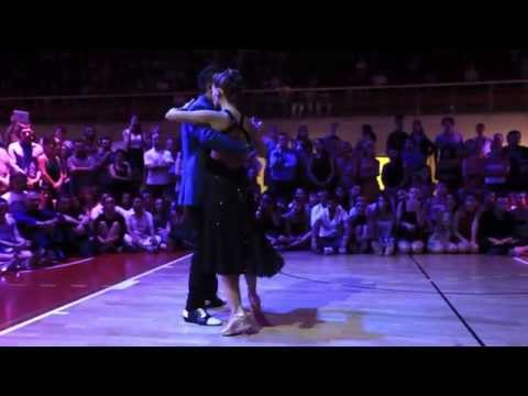 Chicho Frumboli & Juana Sepulveda - Bahia Blanca - Carlos Di Sarli - MSTF 2015 - Pore?, Croatia