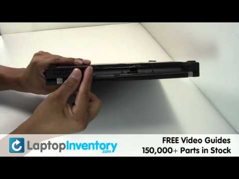 IBM Lenovo T60 T61 DVD CD Replacement Guide - Install Fix Replace