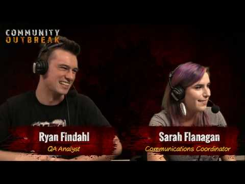 Community Outbreak with Sarah and Ryan