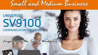 NEC SV9100 Business Phone System for Small and Medium Businesses in Australia