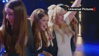 PITCH PERFECT 2 trailer sweeps the web!