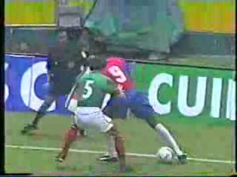 AZTECAZO Costa Rica vs. Mexico 16 Junio 2001