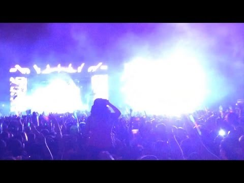 AFROJACK @ EDC NY 2013 ELECTRIC DAISY CARNIVAL New York Day 2 5/18/13