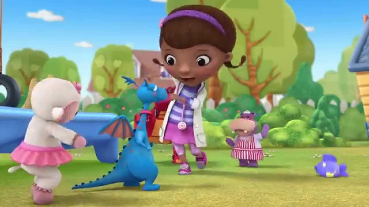 Disney junior vive l 39 t chanson toufy le grand docteur la peluche youtube - Toufy docteur la peluche ...