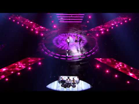 Marina and The Diamonds   Medley X Factor DK Final   1080i   2013 03 22