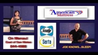 Sleep EZ Financing at All American Mattress