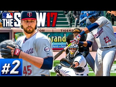 MLB The Show 17 Franchise Ep.2 - More Late Inning Drama!