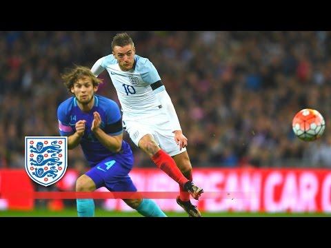 England 1-2 Netherlands   Goals & Highlights