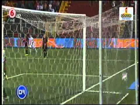 Alajuelense 2-1 Perez Zeledon