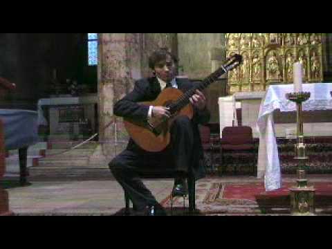 Joaquin Malats - Serenata Espanola