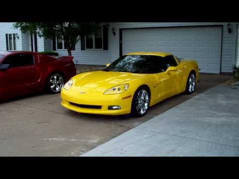 2007 Corvette Z51 LS2