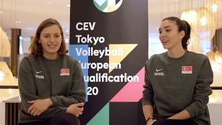 Inside The Team - Naz Aydemir and Cansu Ozbay