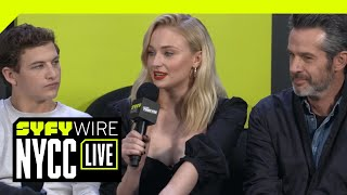 Dark Phoenix Cast On New Movie, Storyline And Legacy | NYCC 2018 | SYFY WIRE