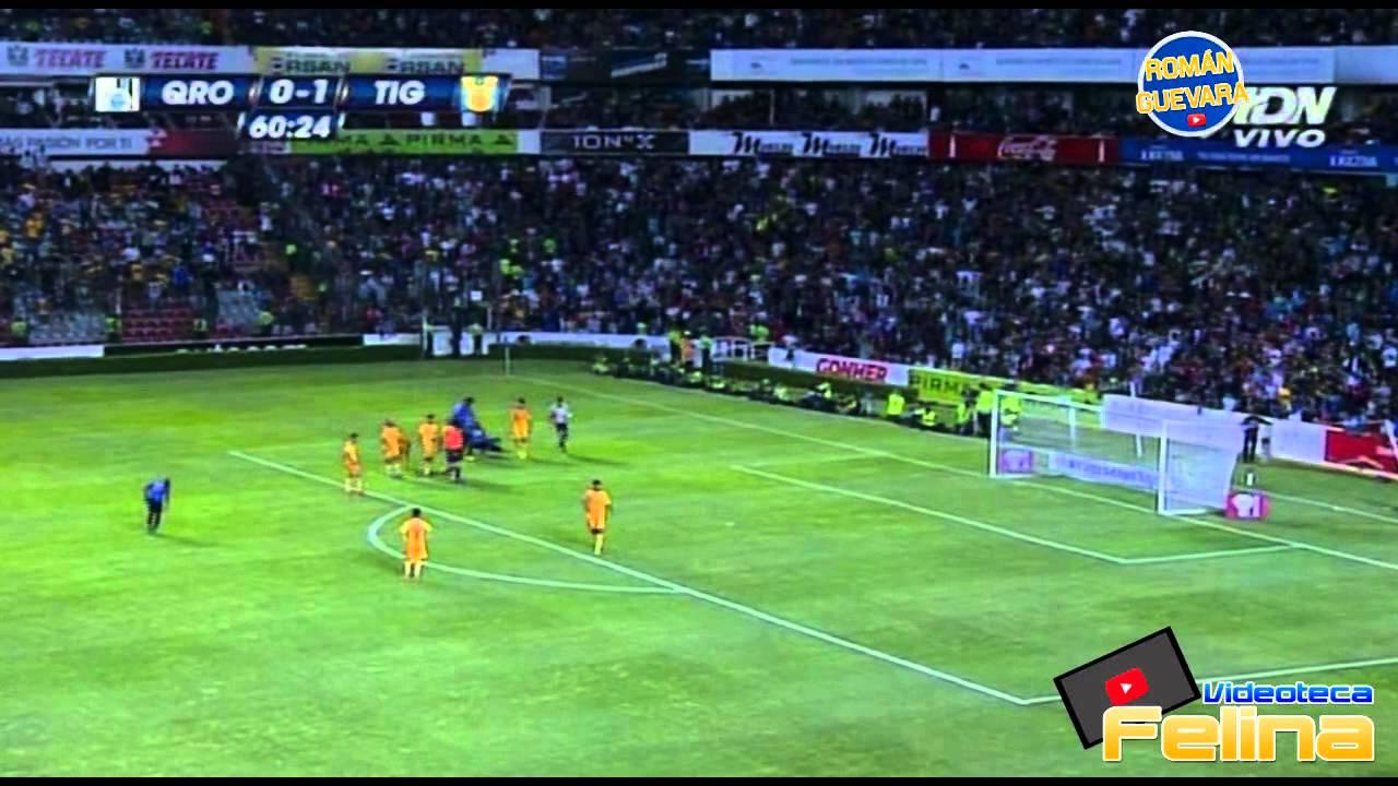 Queretaro FC 0-1 Tigres UANL