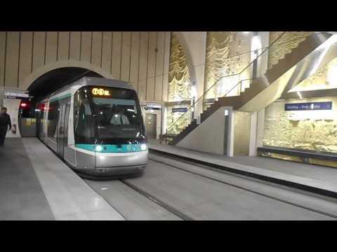 Tramway T6 - Viroflay (1er jour)