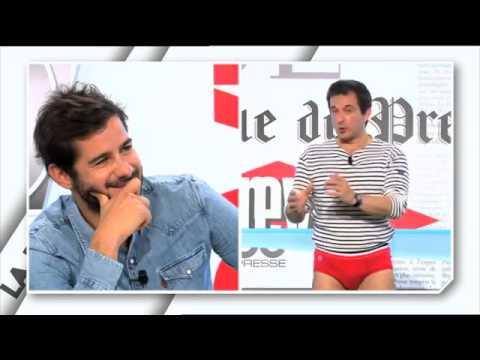 Michel Guidoni dans le slip d'Arnaud Montebourg !