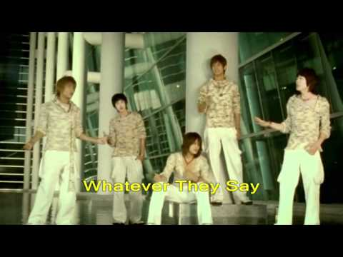 Do You Know All Dbsk Songs? It's Time [1\13] video