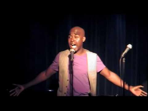 Mykal Kilgore sings Disaster by Drew Gasparini