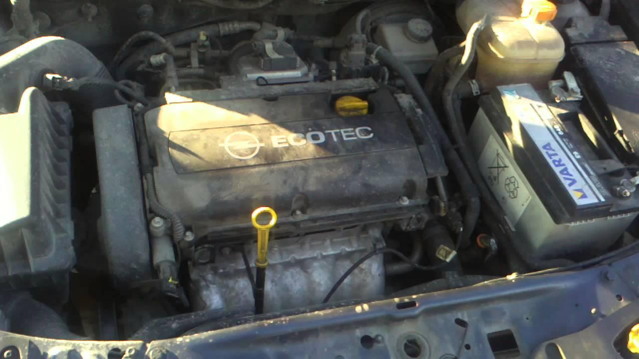 Троит двигатель на опель вектра