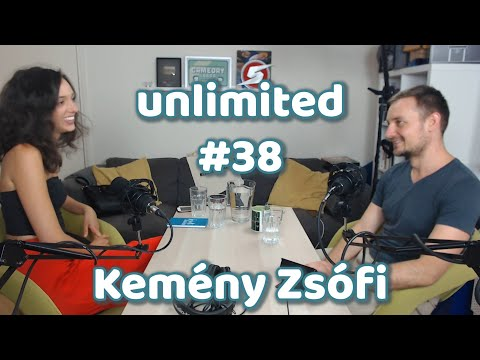 unlimited #38 - Kemény Zsófi #sophiehard