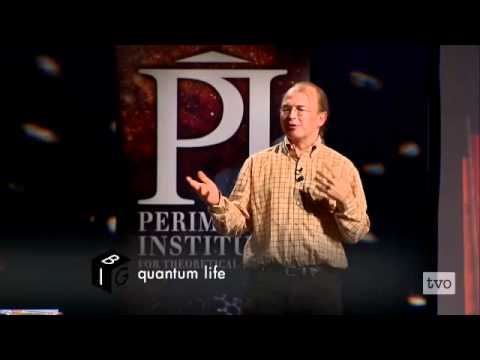 Seth Lloyd on Quantum Life