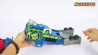 Robot Transformers Rescue bots biến hình ô tô - Chính hãng Hasbro| Megatoys Review