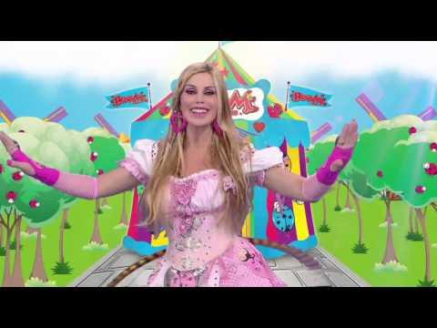 Cancion con aros - PANAM y Circo