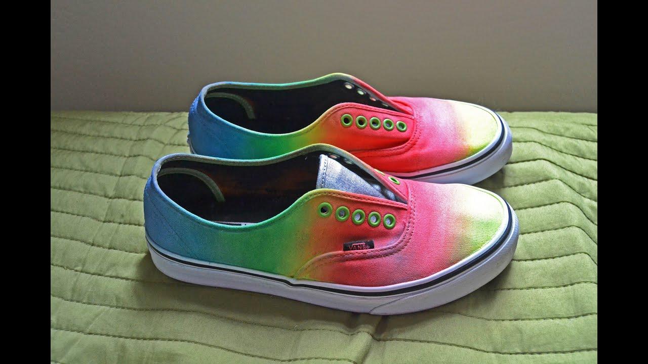 Diy Slip On Shoes