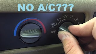 Defrost Only? Cheap and Easy Fix