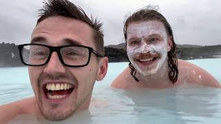 I BROKE MY iPHONE 11 AT THE BLUE LAGOON!