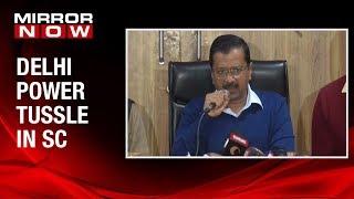 AAP Govt vs Lt. Governor: Delhi CM Arvind Kejriwal addresses media on SC judgement