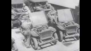 water proofing willys jeep