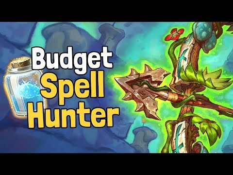 Budget Spell Hunter Deck Guide (K&C) - Hearthstone