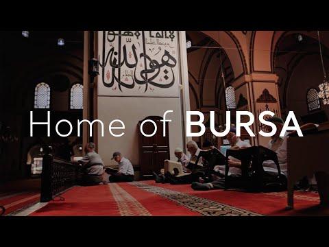 Turkey Home of BURSA