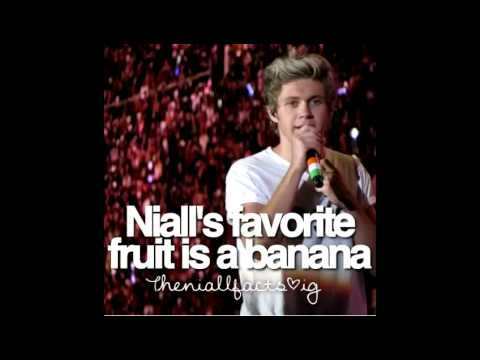 Niall Horan Facts (2015) !!!