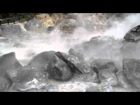 JAPAN Nagasaki Unzen:長崎 雲仙温泉 地獄巡り2