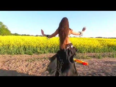 Ana Fi Intizarak- Belly Dance Isabella 2015 - انا في انتظارك HD