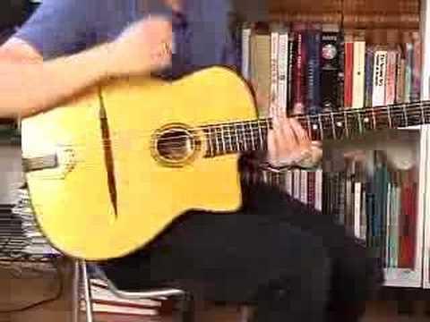 Gypsy Jazz Manouche Lesson 4