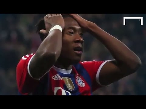 David Alaba out until 2015 - Guardiola