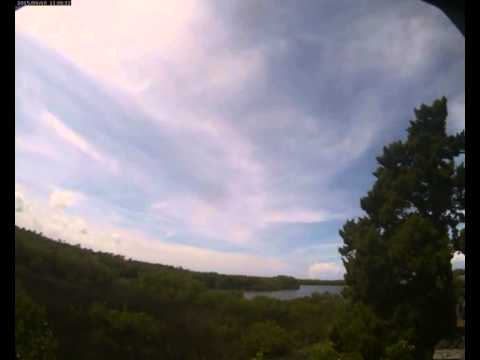Cloud Camera 2015-09-10: Pasco Energy and Marine Center