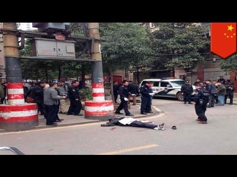 Six dead in latest China stabbing spree