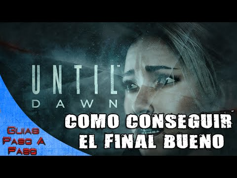 Until Dawn - PS4 - How to Guide - Jessica Stripped Down