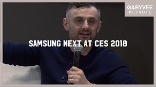 Predictions for the Future of Voice, AR, and VR | Samsung NEXT Fireside Chat at CES | Las Vegas 2018