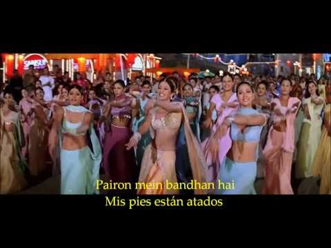 Mohabbatein Pairon Mein Bandhan Hai Sub Español E Hindi Hd video