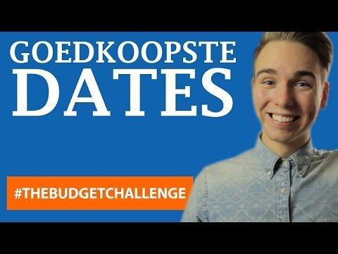 10 GOEDKOOPSTE DATES! #THEBUDGETCHALLENGE